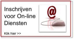 Inschrijven voor Online Diensten